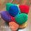 Thumbnail: Pelota Tejida Estrella Para Bebes Estimulacion Montessori Pickler