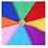 Thumbnail: Paracaídas Juego De Psicomotricidad Estimulación Reforzado