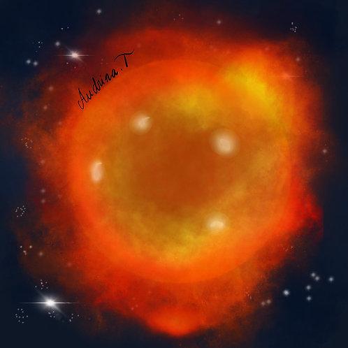 Analyse de révolution solaire