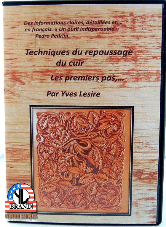 Yves Lesire DVD