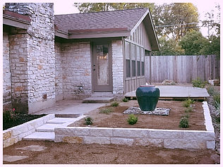 Build Up Xeriscape