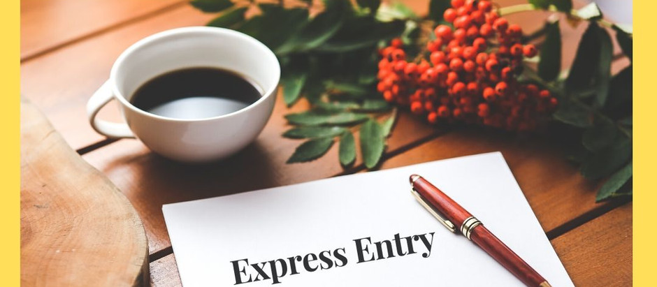 What is happening to Express Entry?