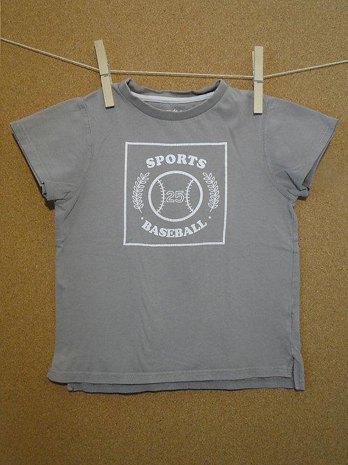T-Shirt Château de Sable : Taille 6 ans