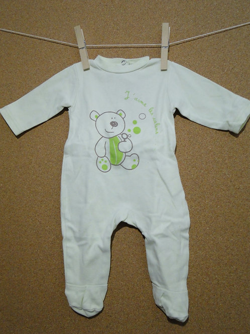 Pyjama Petit Kimbaloo T.3m