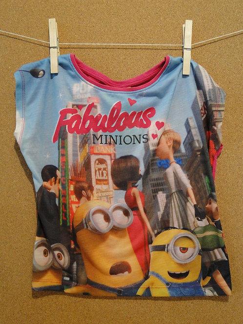 T-shirt Minions T.10 ans