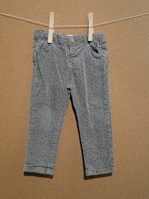 Pantalon Zara BabyGirl : Taille 24 mois