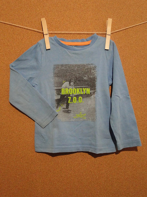 Pull Campus Vintage : Taille 24 mois