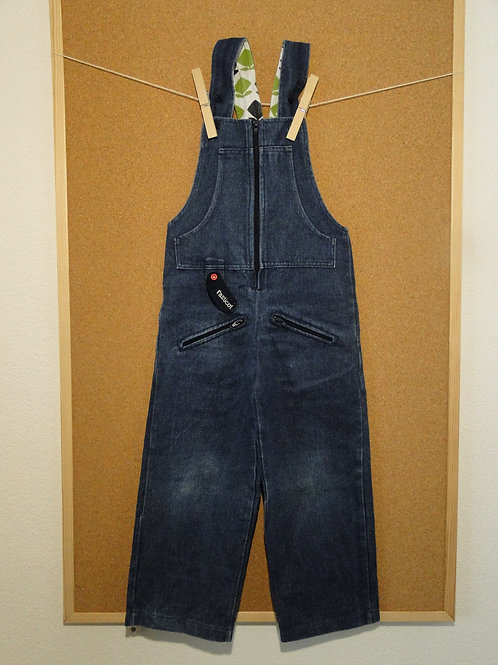 Salopette L'Asticot : Taille 116cm
