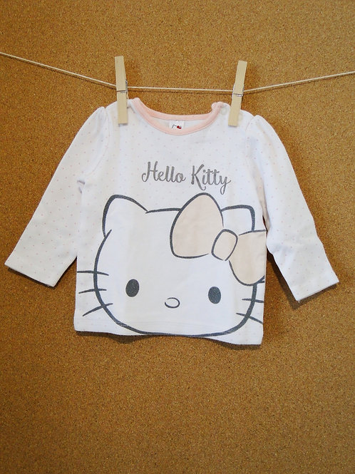 Pull Hello Kitty : Taille 86cm