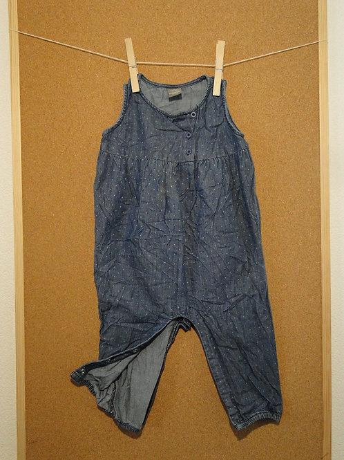 Salopette Naturaline : Taille 86cm
