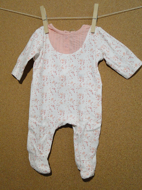*Pyjama Mon coeur T.56