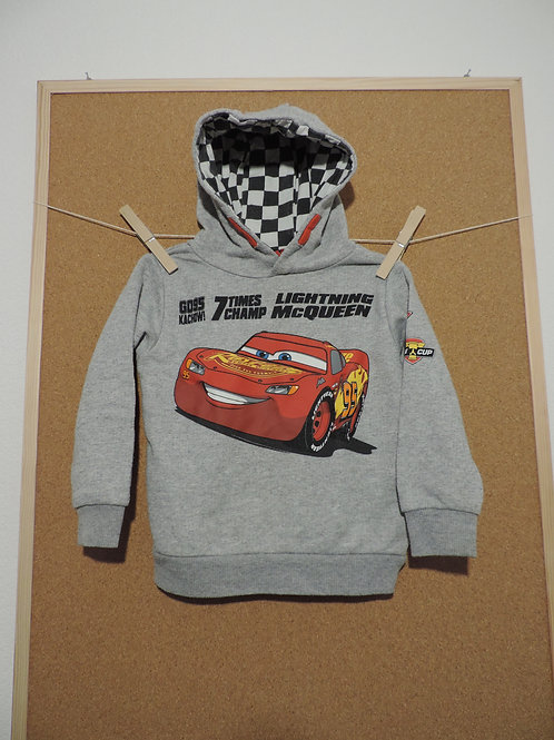 Pull Cars : Taille 98cm