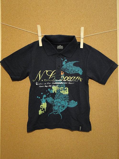 T-Shirt Naturaline Bio Coton : Taille 98cm
