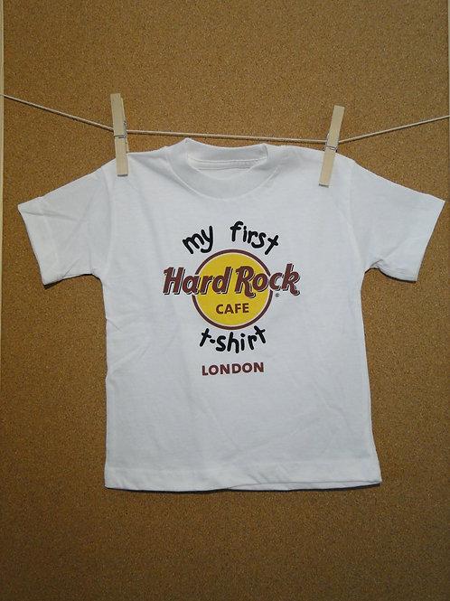 T-Shirt Hard Rock Café : Taille 98cm