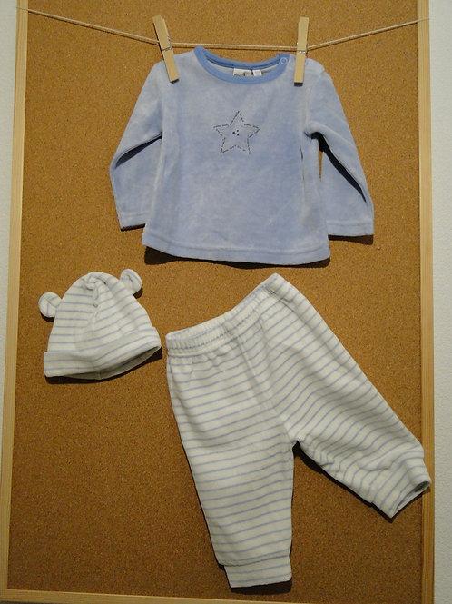 Ensemble Pyjama Mon coeur T.68