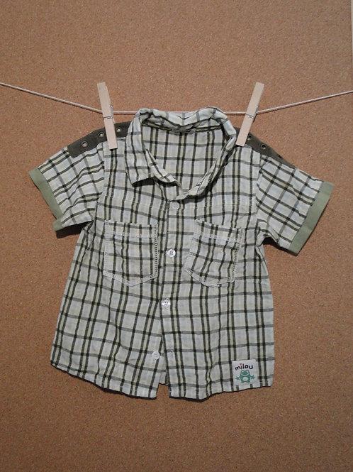 T-Shirt Milou : Taille 92cm
