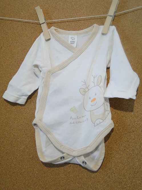 Body Baby Club : Taille 1 mois