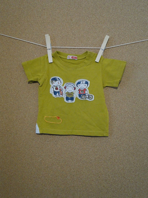 T-Shirt DPAM : Taille 3 mois