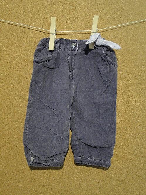 Pantalon Obaïbi : Taille 3 mois