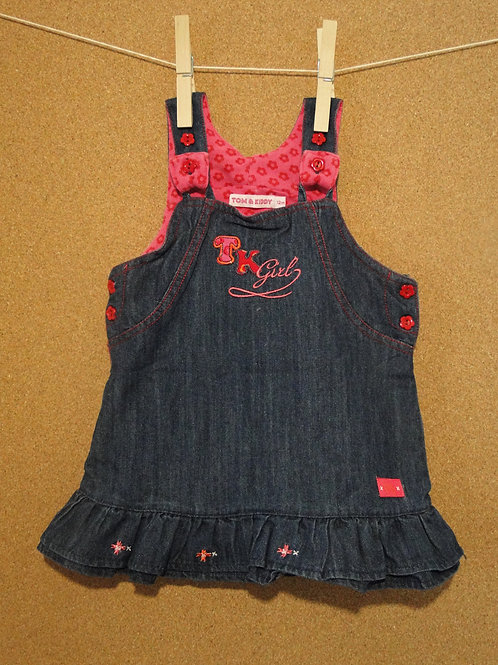 Robe Tom & Kiddy : Taille 12 mois