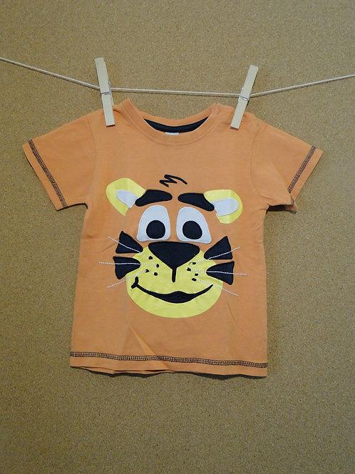 T-Shirt Bio Coton Migros : Taille 92cm