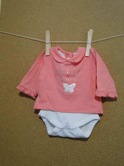 *Body Baby by Gémo : Taille 1 mois