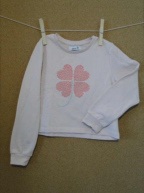 Pull abcd'R : Taille 128cm