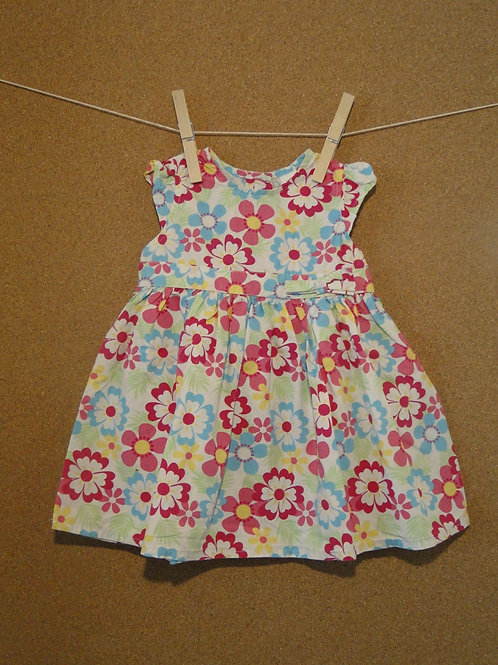 Robe Baby Club : Taille 80cm