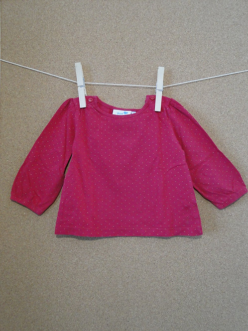 Pull Mon Coeur : Taille 80cm