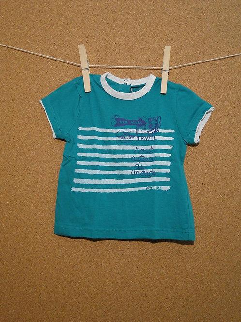 T-Shirt Sucre d'Orge : Taille 6 mois