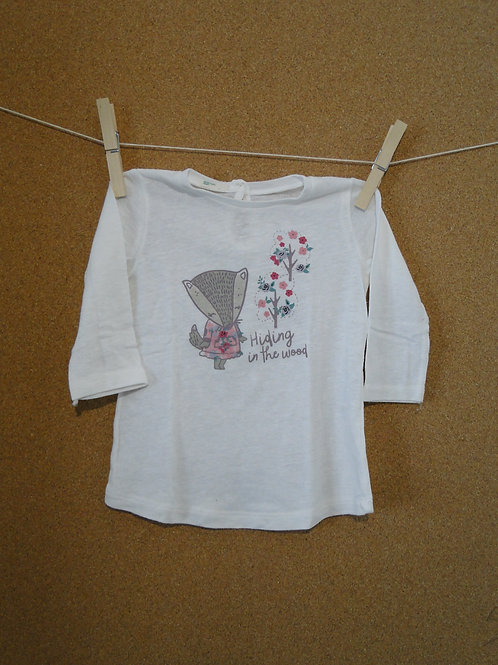 Pull Benetton Baby : Taille 74cm