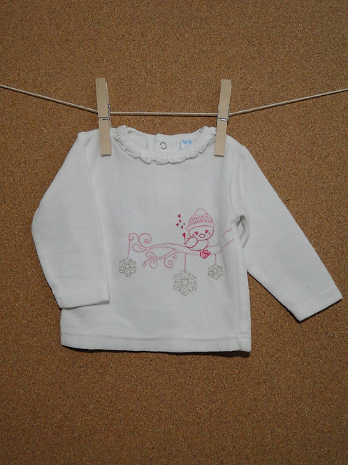 Pull Baby Club : Taille 68cm