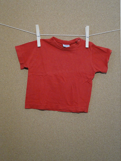 T-Shirt Milou Baby : Taille 74cm