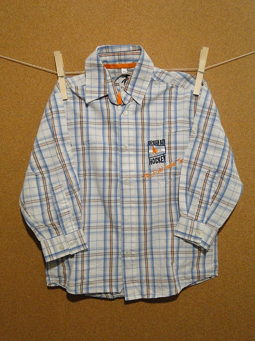Chemise Palomino : Taille 4 ans
