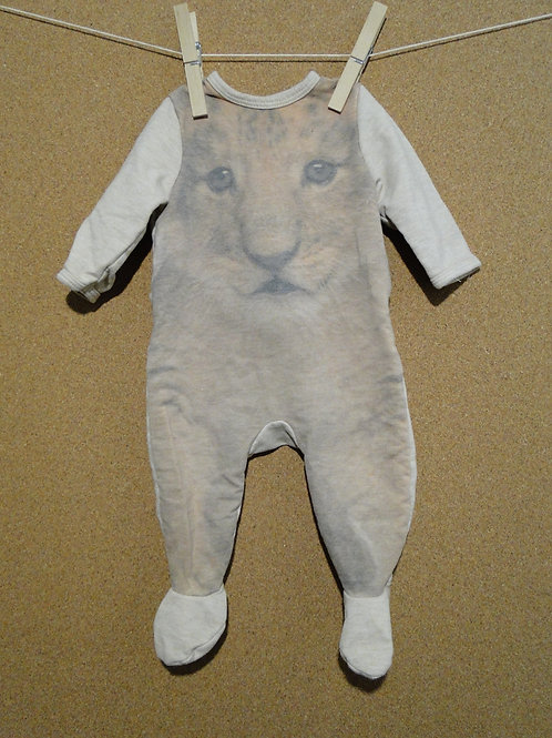 Pyjama R Baby : Taille 62cm
