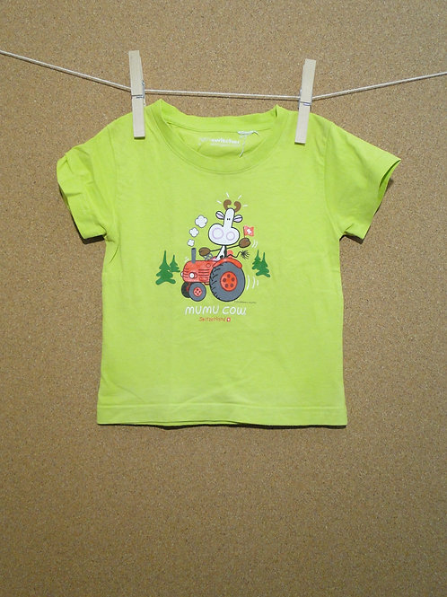 T-Shirt Switcher : Taille 2 ans