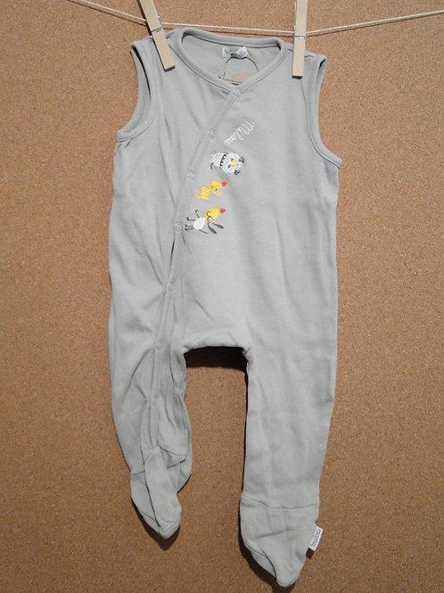 Pyjama sans manche Milou T.68