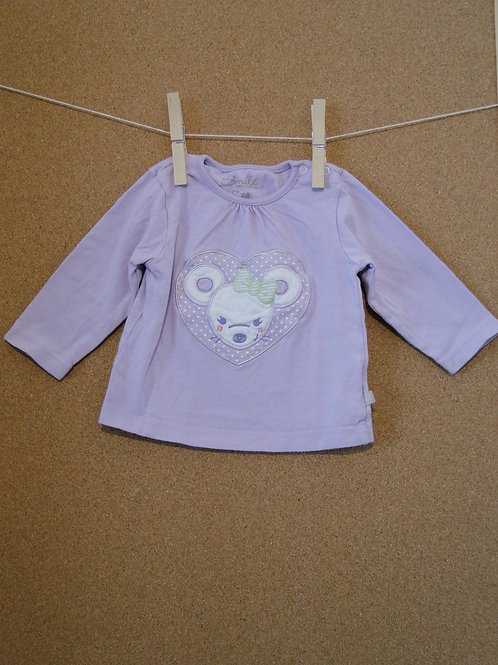Pull Smile : Taille 74cm