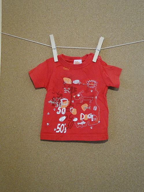 T-Shirt P'tites Canailles : Taille 6 mois