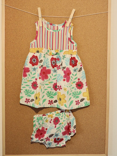 Robe Baby Club : Taille 86cm