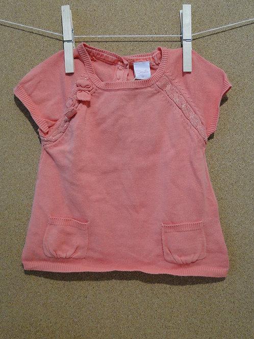 T-shirt Silver sun T.68