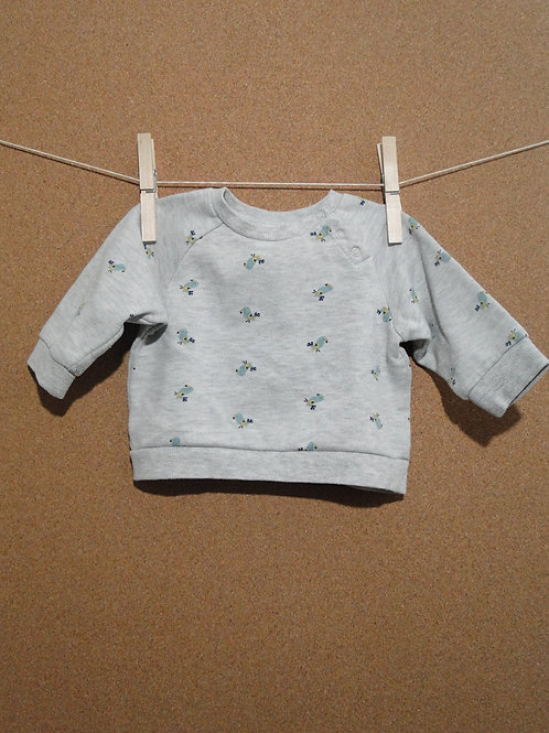 Pull R Mini : Taille 9 mois