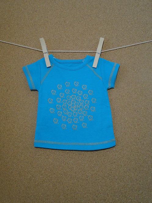 T-Shirt La Queue du Chat : Taille 6 mois