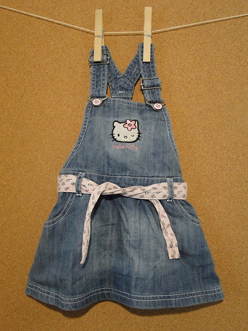 Robe Hello Kitty : Taille 80cm