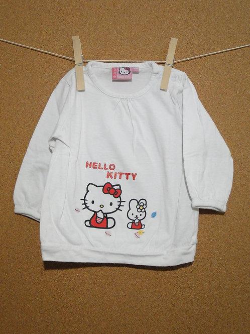 Pull Hello Kitty : Taille 12 mois