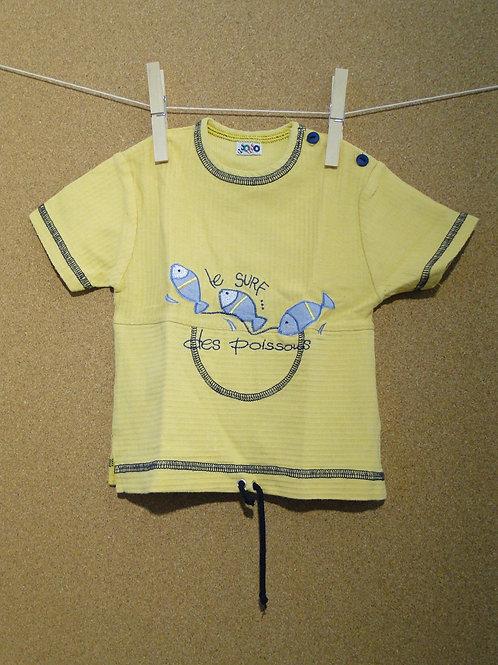T-Shirt Jojo : Taille 2 ans