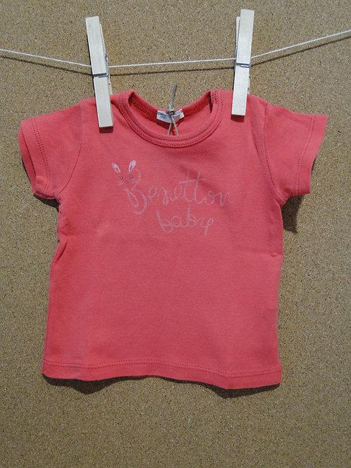 T-shirt Benetton Baby T.62