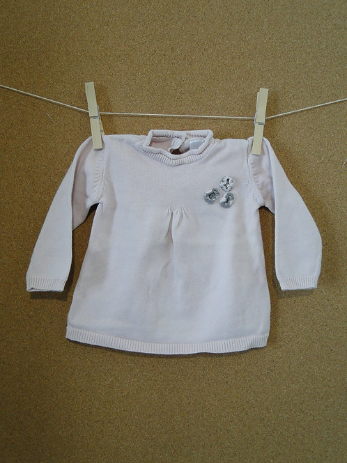 Pull Baby Club : Taille 80cm