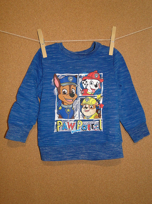 Pull PAW Patrol : Taille 3 ans
