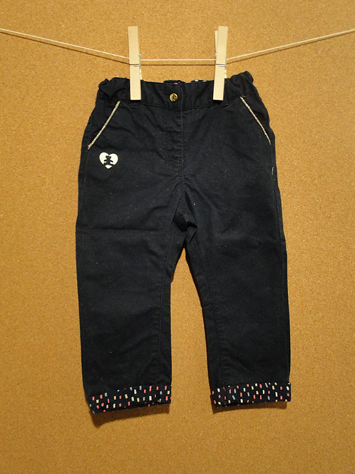 Pantalon LuluCastagne : Taille 12 mois